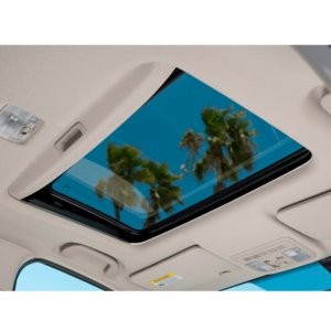 Lamina de seguridad sunroof
